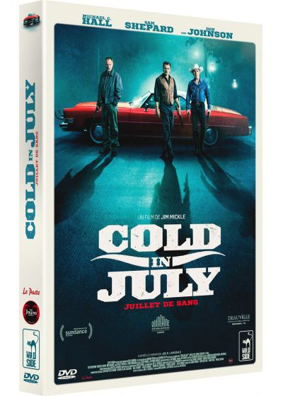 Cold in July (Juillet de sang) - DVD