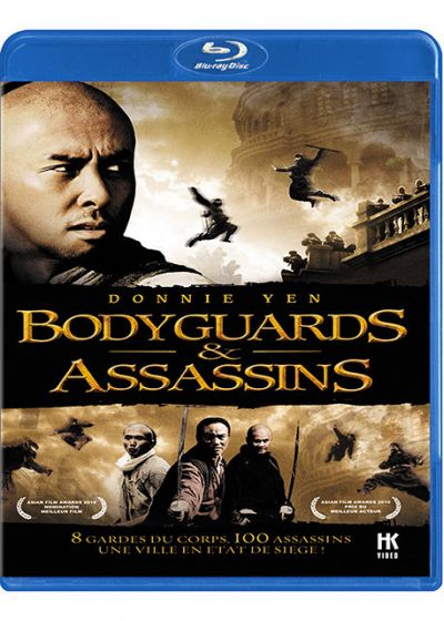 Bodyguards & Assassins - Blu-ray