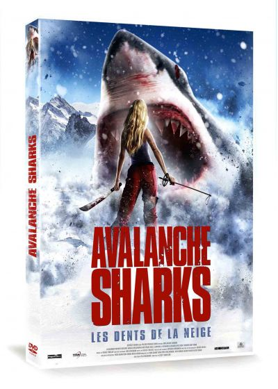 Avalanche Sharks : Les dents de la neige - DVD