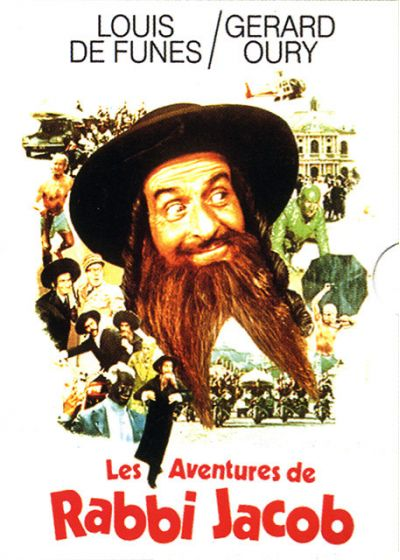 Les Aventures de Rabbi Jacob (Édition Collector) - DVD