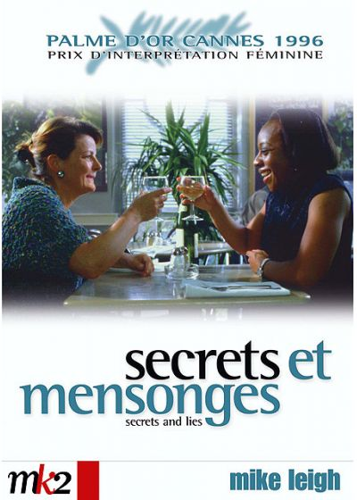 Secrets et mensonges - DVD