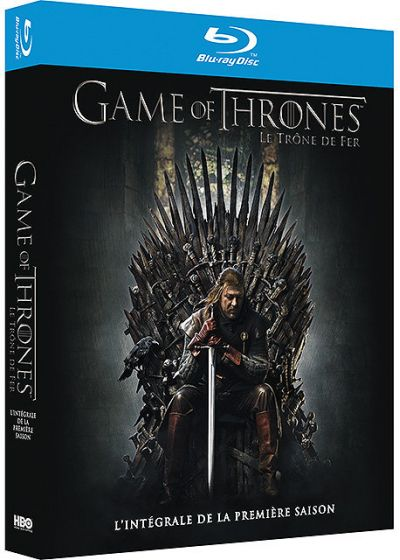 Game of Thrones (Le Trône de Fer) - Saison 1 - Blu-ray