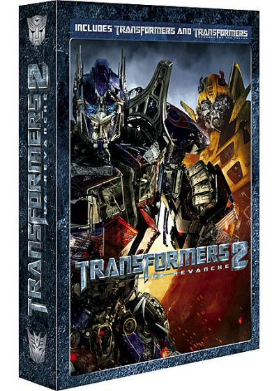 Transformers + Transformers 2 - La revanche (Pack) - DVD