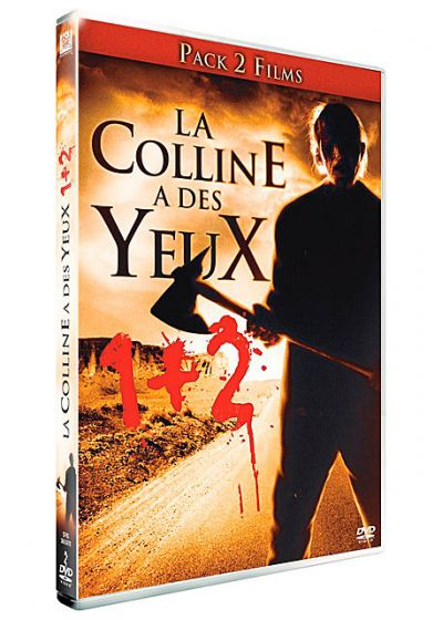 La Colline a des yeux 1 + 2 (Pack 2 films) - DVD