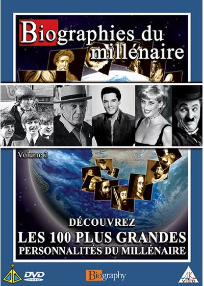 Biographies du millénaire - Vol. 2 - DVD