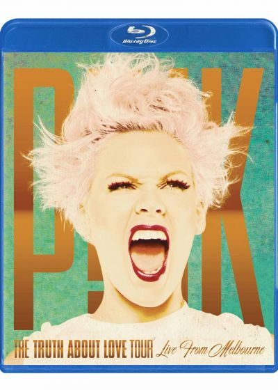 Pink : The Truth About Love Tour Live from Melbourne - Blu-ray