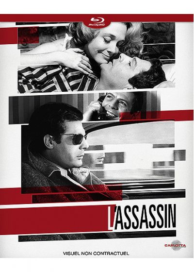 L'Assassin (Édition Collector) - Blu-ray