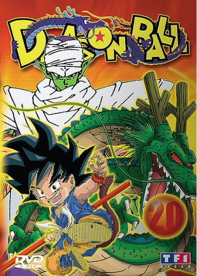 Dragon Ball - Vol. 20 - DVD
