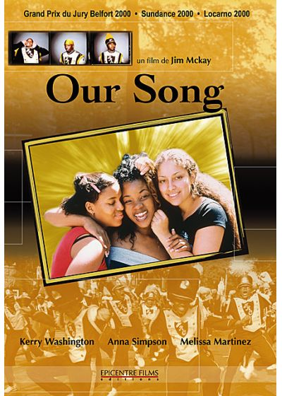 Our Song - DVD