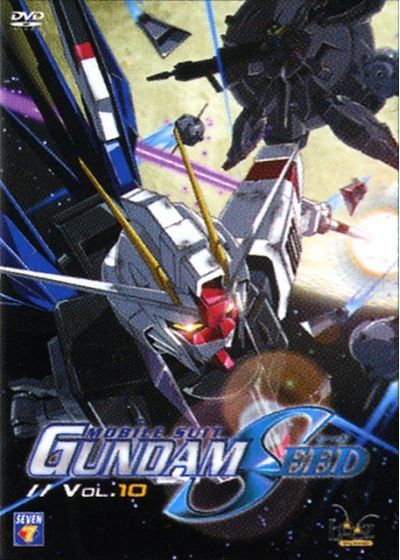 Mobile Suit Gundam Seed - Vol. 10 - DVD