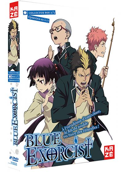 Blue Exorcist - Box 2/3 (Édition Collector) - DVD