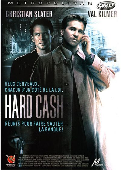 Hard Cash - DVD