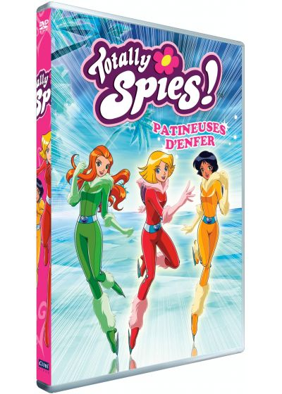 Totally Spies - Patineuses d'enfer - DVD