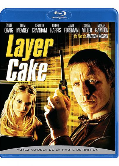 Layer Cake - Blu-ray