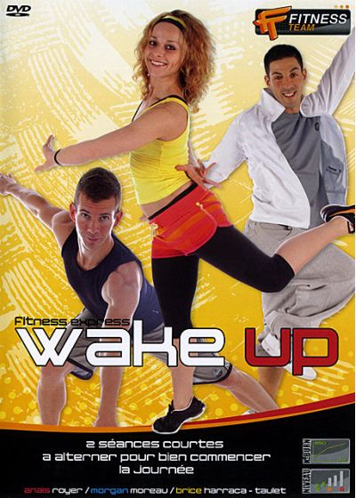 Wake Up - Fitness Express - DVD