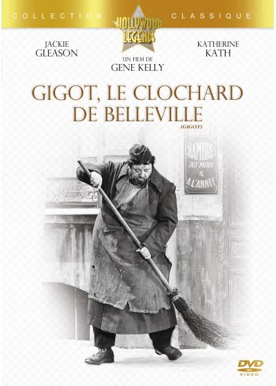 Gigot, le clochard de Belleville - DVD