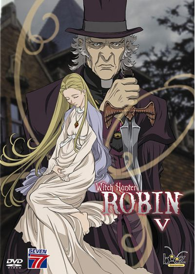 Witch Hunter Robin - Vol. 5 - DVD