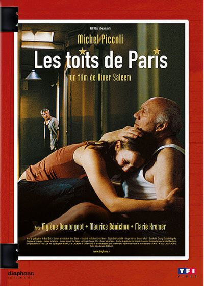 Les Toits de Paris - DVD