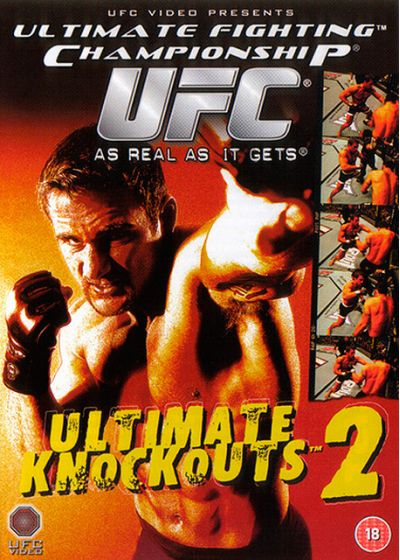 UFC Ultimate Knockouts 2 - DVD