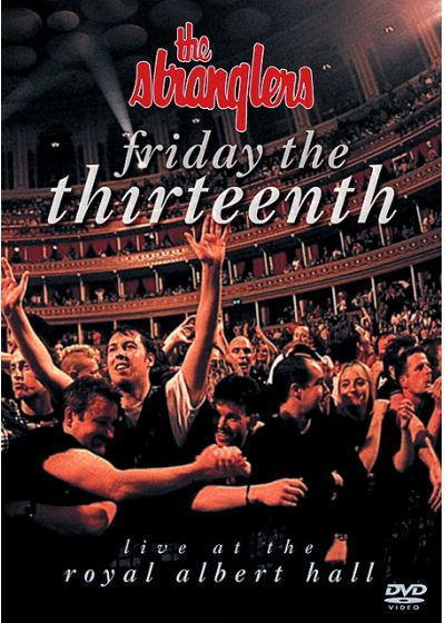 The Stranglers - Friday The Thirteenth, Live at the Royal Albert Hall - DVD