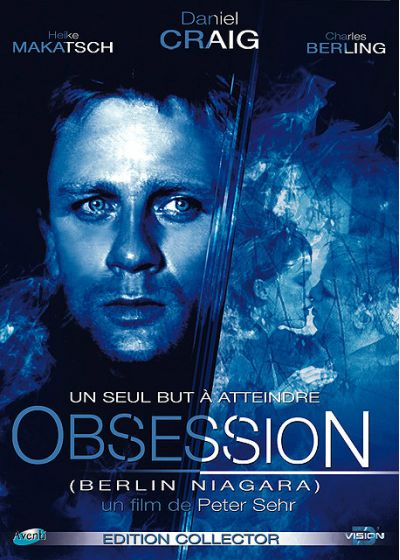 Obsession (Berlin Niagara) (Édition Collector) - DVD