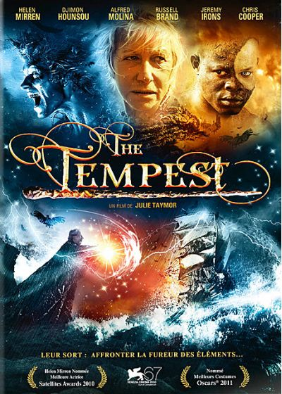 The Tempest - DVD