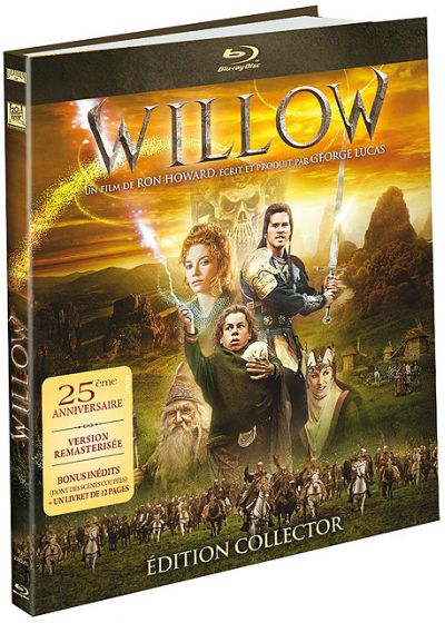 Willow (Édition Digibook Collector) - Blu-ray