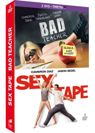 Sex Tape + Bad Teacher (DVD + Copie digitale) - DVD