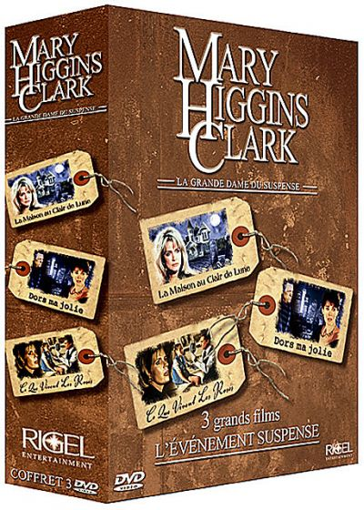 Mary Higgins Clark - Coffret 4 - DVD
