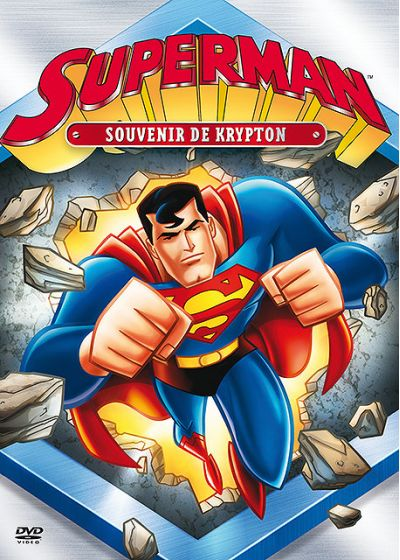 Superman - Souvenir de Krypton - DVD