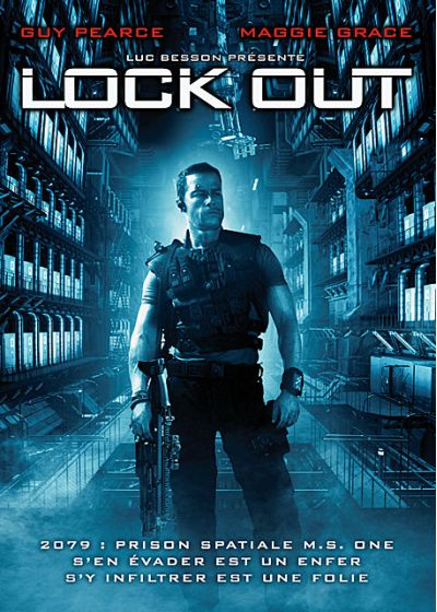 Lock Out - DVD