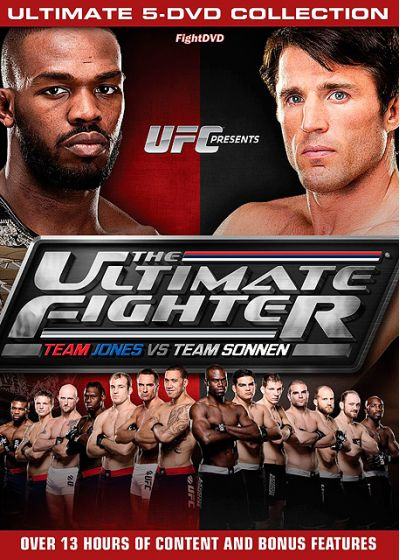 The Ultimate Fighter : Team Jones vs Team Sonnen - DVD