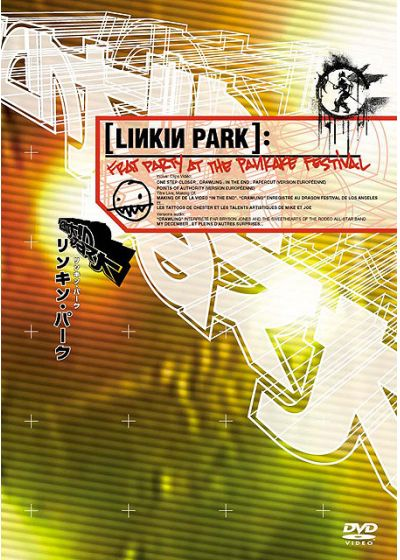 Linkin Park - Frat Party at The PanKake Festival - DVD