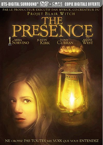 The Presence (DVD + Copie digitale) - DVD