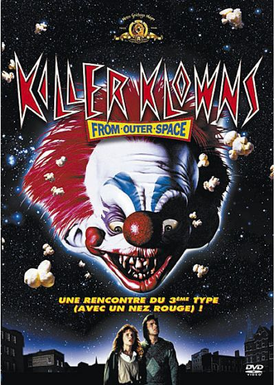Killer Klowns from Outer Space - DVD
