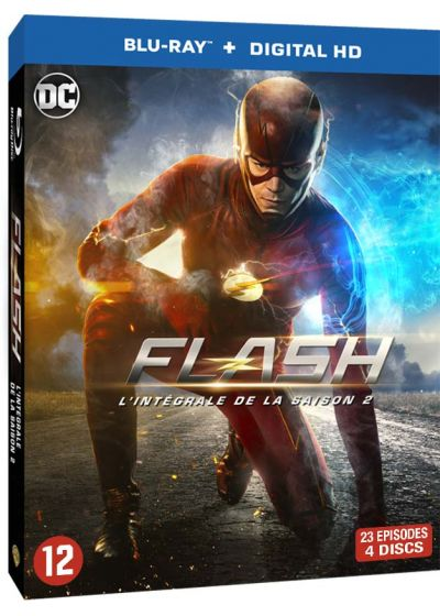 Flash - Saison 2 - Blu-ray