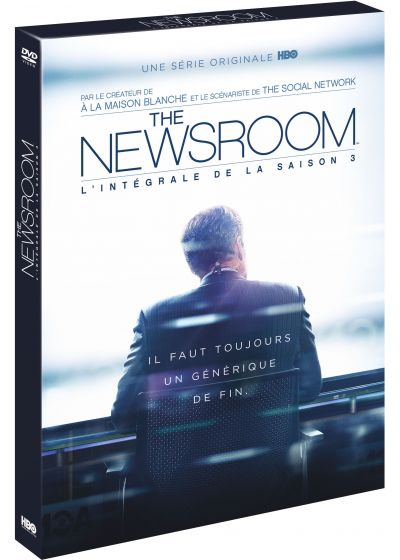 The Newsroom - Saison 3 - DVD