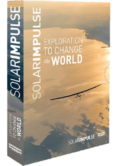 Solar Impulse : Exploration to Change the World - DVD