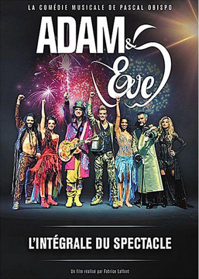Adam et Eve : L'intégrale du spectale (2012) - Spectacle - French - DVDRip