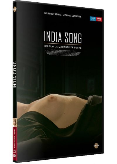 India Song (Combo Blu-ray + DVD) - Blu-ray