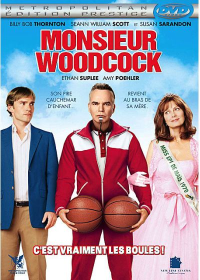 Monsieur Woodcock (Édition Prestige) - DVD