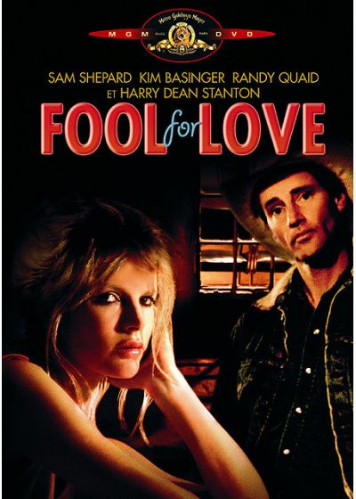 Fool for Love - DVD