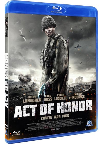 Act of Honor, l'unité War Pigs - Blu-ray