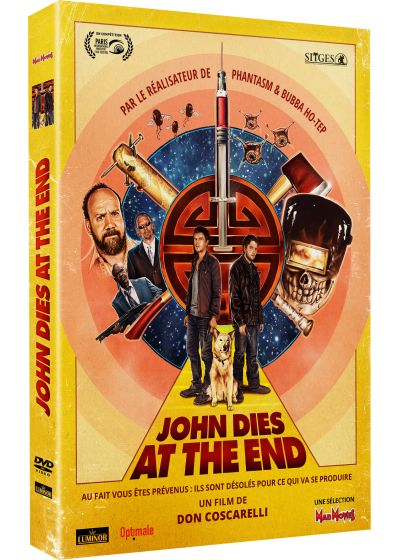 John Dies at the End - DVD