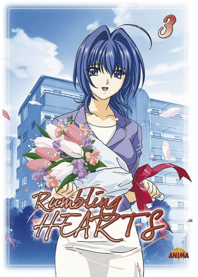 Rumbling Hearts - Vol. 3 (DVD + box de rangement) - DVD