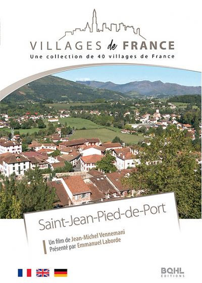 Villages de France volume 16 : Saint-Jean-Pied-de-Port - DVD