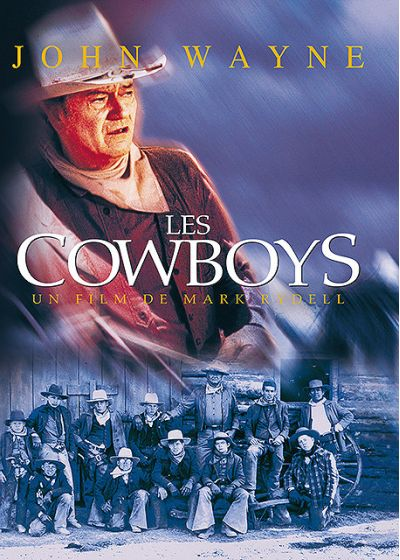 Les Cowboys - DVD