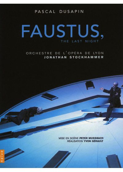 Faustus, the Last Night - DVD