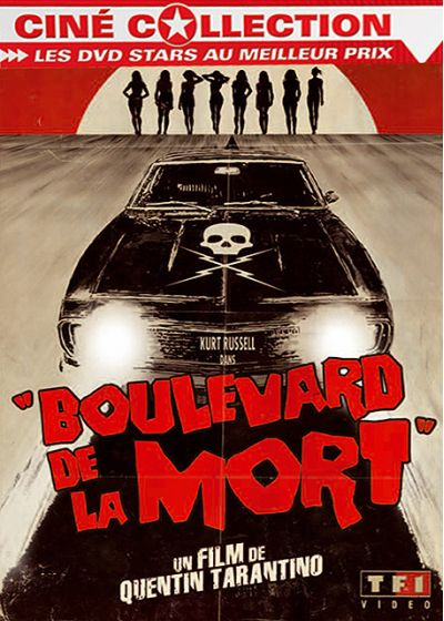 Boulevard de la mort (Édition Simple) - DVD