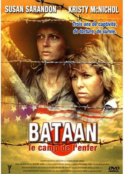 Bataan - Le camp de l'enfer - DVD